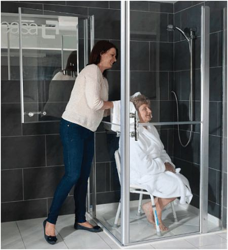EASA Elegance Glass Shower Doors And Screens