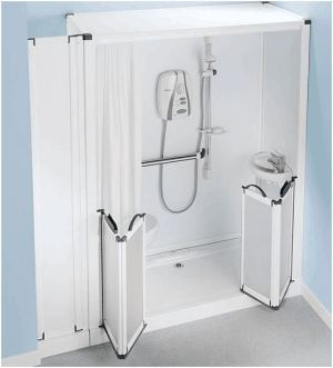 Lovely Swift Fit Complete Shower Cubicles