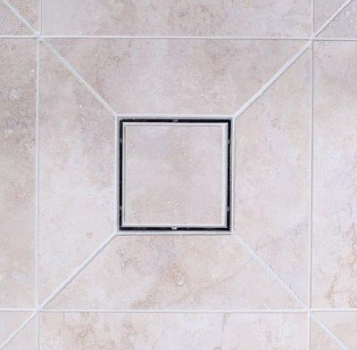 Novellini Quattro Deck Prefabricated Wet Room Floor