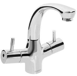 Artisan Lever Basin Mixer with thermostatic control