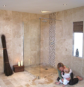 Create Wet Room Screens by Impey