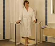 Easy access shower enclosures ideal for disabled users